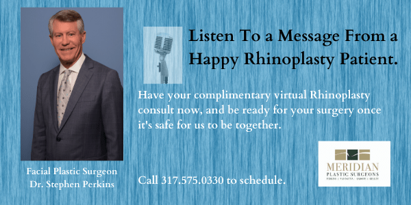 Indianapolis Plastic Surgeons | Dr. Stephen Perkins, MD A Happy Patient Talks About Her Rhinoplasty With Dr. Perkins