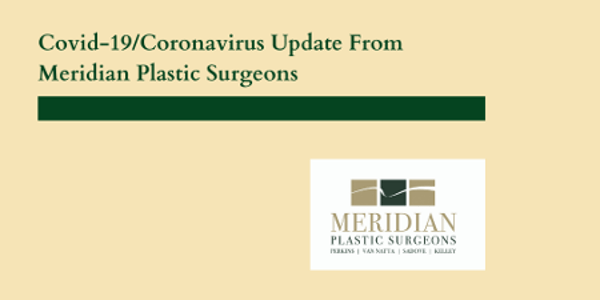 Indianapolis Plastic Surgeons | Dr. Stephen Perkins, MD COVID-19/Coronavirus Update From Dr. Stephen Perkins
