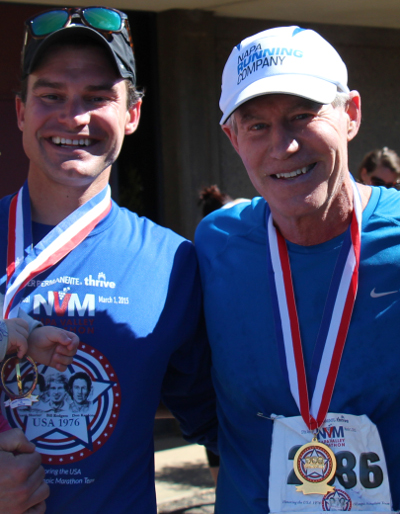 Indianapolis Plastic Surgeons | Dr. Stephen Perkins, MD Napa Valley Marathon