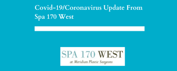 Indianapolis Plastic Surgeons | Dr. Stephen Perkins, MD Covid-19/Coronavirus Update From Spa 170 West