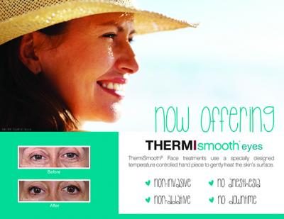 Indianapolis Plastic Surgeons | Dr. Stephen Perkins, MD Introducing THERMISmooth Eyes At Spa 170 West