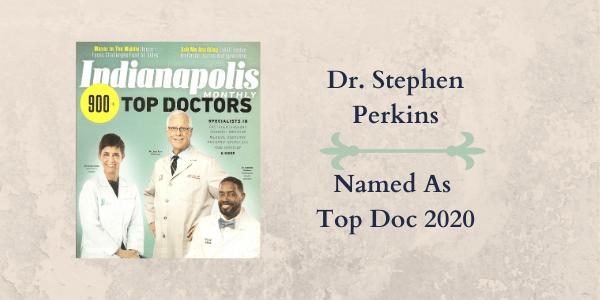 Indianapolis Plastic Surgeons | Dr. Stephen Perkins, MD 600-x-300-SWP-Web-News-Top-Docs-12-10-20